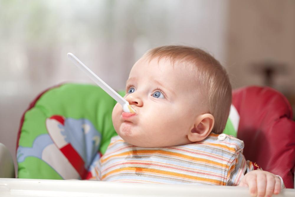 diversificarea la bebelusi de 5 luni