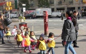 reguli de circulație pentru copii