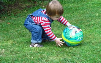 Sporturi pentru copii de 3 ani. Cele mai potrivite si sigure alegeri