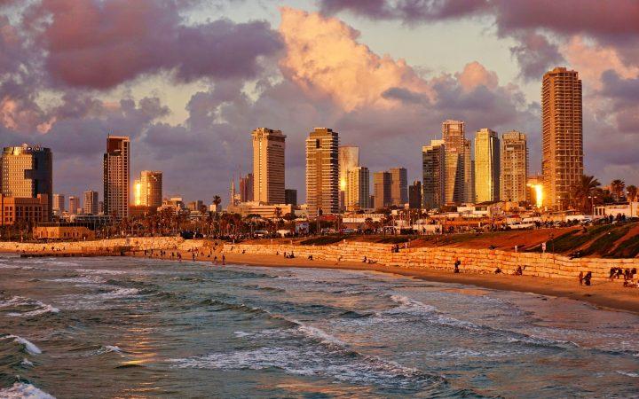 Tel Aviv. Călătorii în doi de Valentine's Day