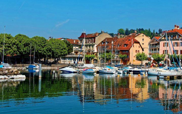 Lausanne, Elvetia