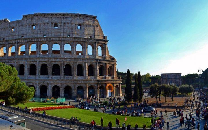 Colosseum-ul Roman