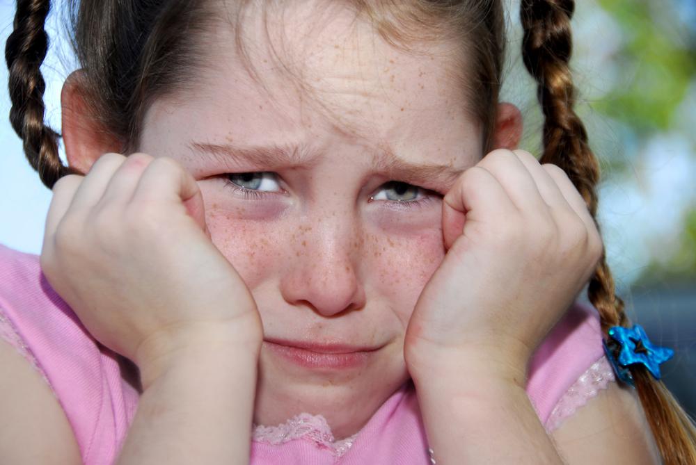 Cele mai mari frici ale copiilor