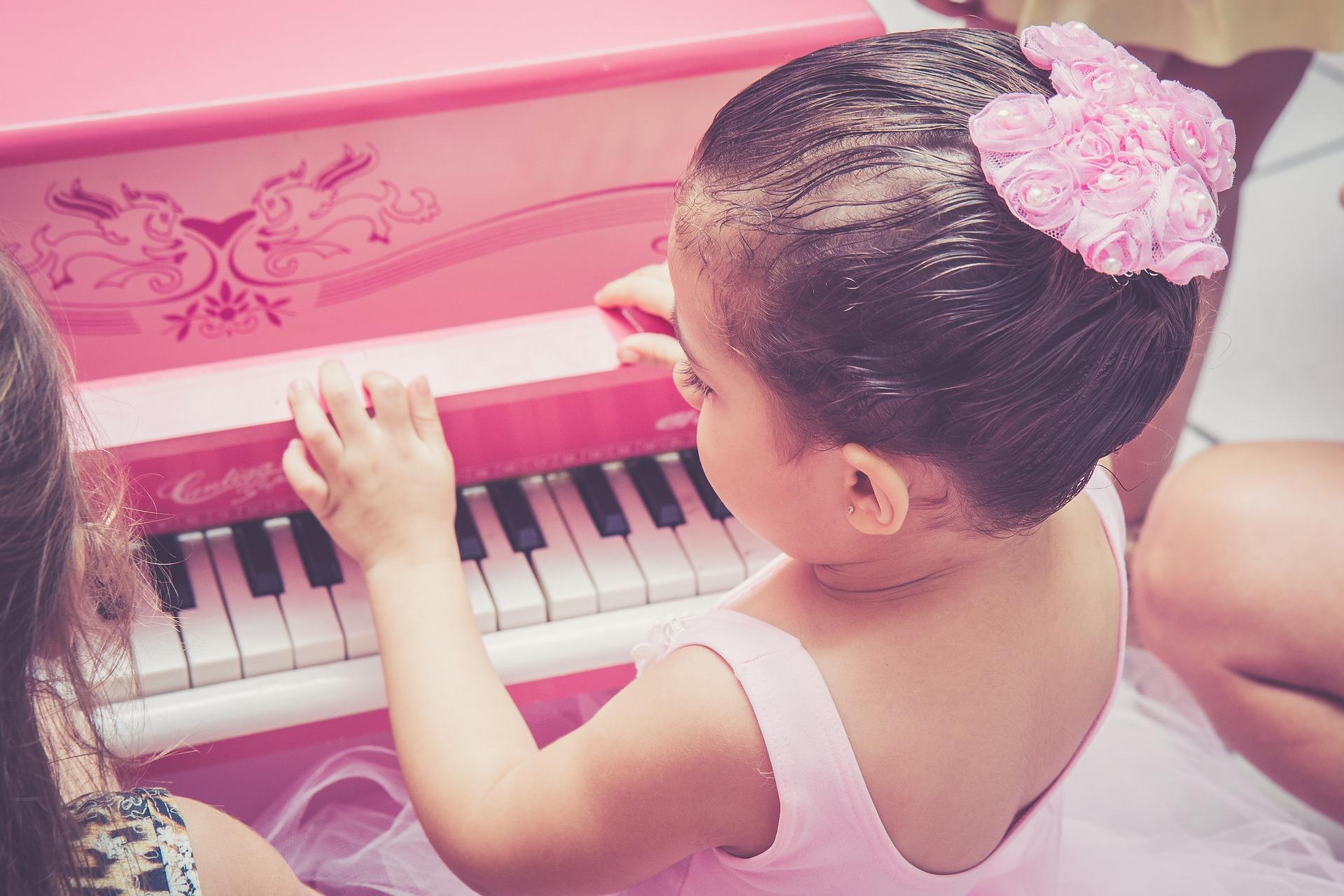beneficiile baletului pentru copii