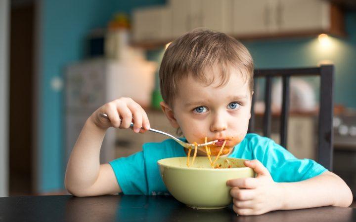 cum convingi un copil să slăbească