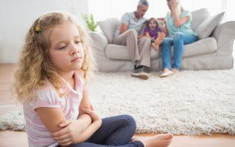 ce îi spui unui copil când minte
