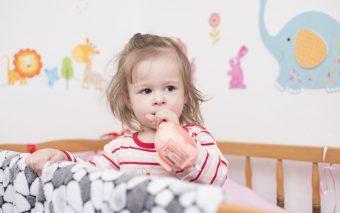 cum înveți copilul să doarmă singur