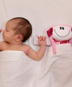 Un somn liniștit al bebelușului