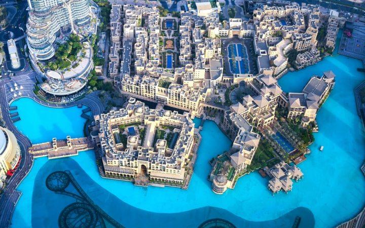 Liber la adrenalina! Bungee jumping de pe Burj Khalifa