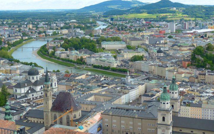 Salzburg, acasă la Mozart
