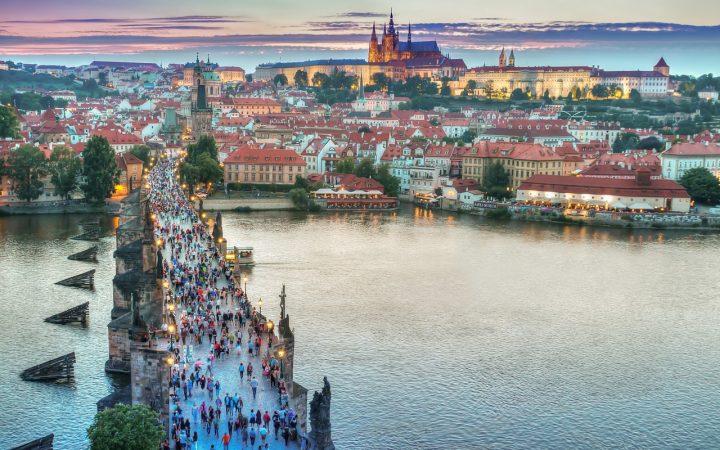 Mărțișor Călător în Cehia - țara castelelor