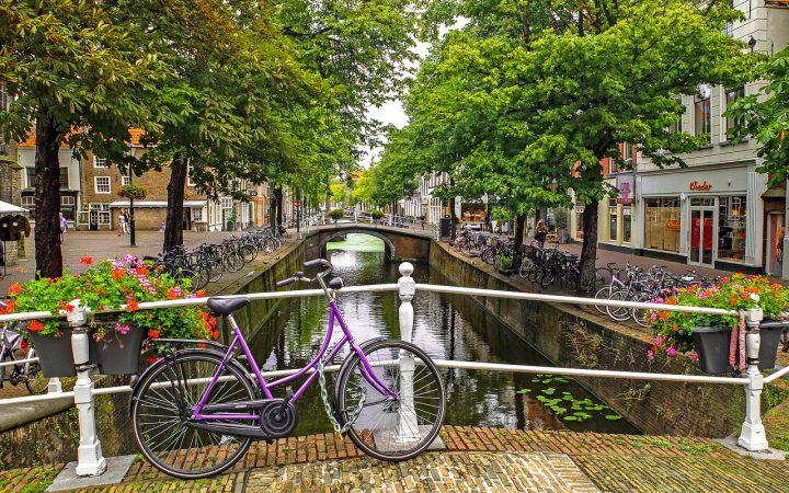 Olanda - Țara lalelelor