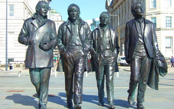 Liverpool, orașul celei mai iubite trupe