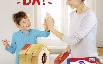 """Danonino: părinți, spuneți """"DA"""" autonomiei copiilor și ideilor lor de a schimba lumea!"""