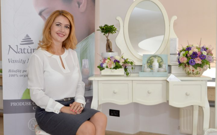 Diana Marandiuc - trainer Naturys Romania
