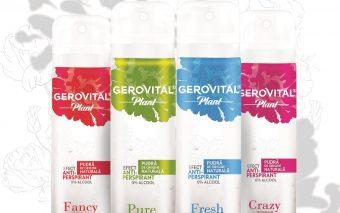 """Un nou succes pentru Farmec - Gama de deodorante Gerovital Plant a fost desemnată """"Best New Non-Food Product"""", în cadrul Progresiv Awards 2018"""