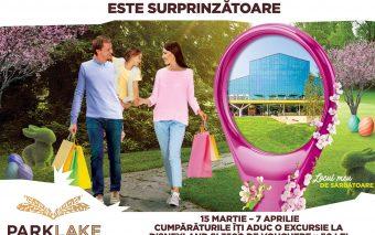 ParkLake lansează campania de Paște