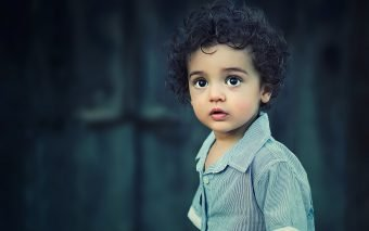 copilul care înjură