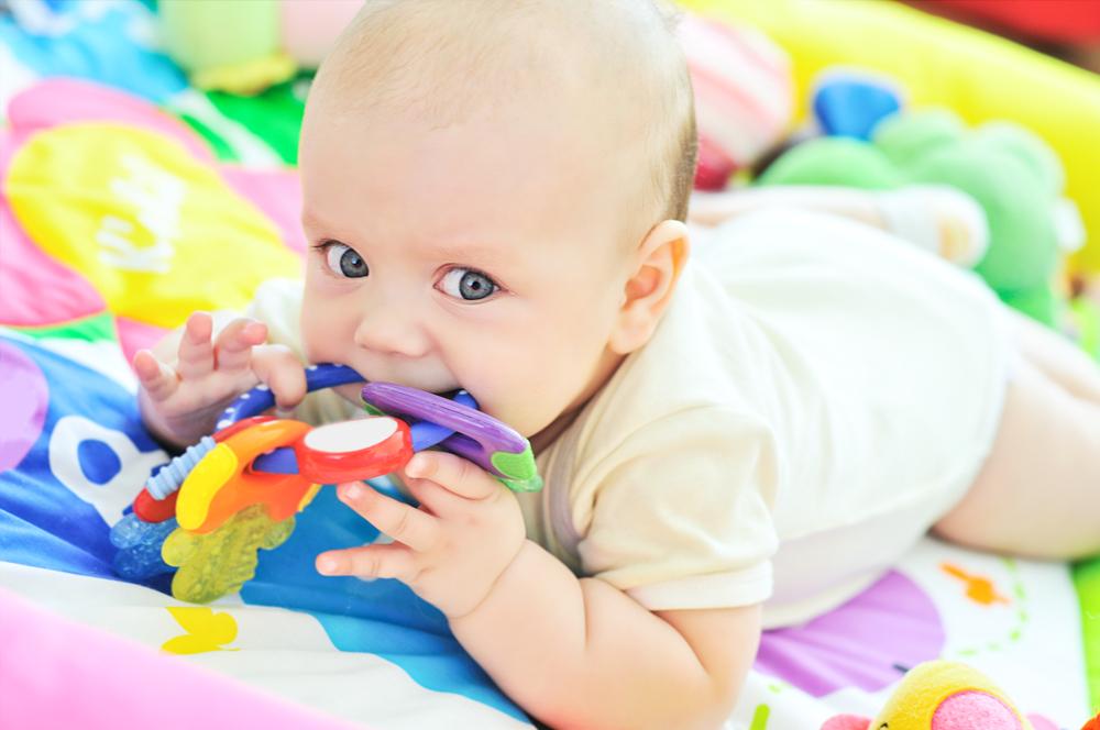 diversificarea la bebelușii de 6 luni