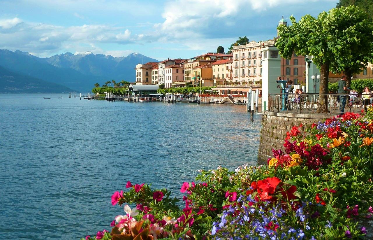 Bellagio, cea mai scumpă urbe din Italia