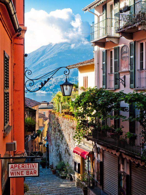 La dolce vita in Bellagio