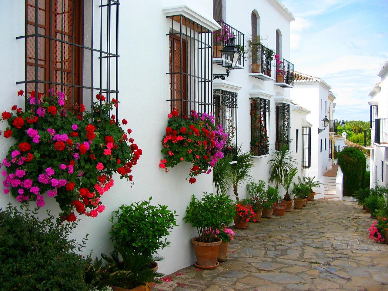 Fuengirola, tărâmuri andaluze