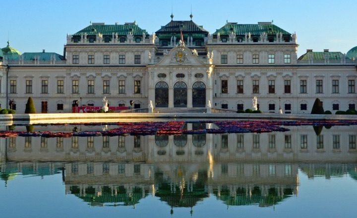 Parcul Prater din Viena
