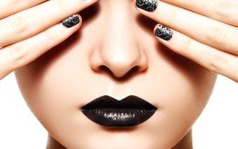 #BlackNails Pasiunea pentru negru. Pasiunea pentru unghii negre