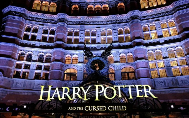 "Studiourile ""The making of Harry Potter"" din Londra"