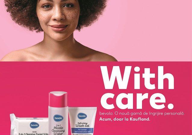 bevola: unicitatea este, de fapt, perfecțiune O nouă linie de produse de îngrijire personală marcă proprie Kaufland