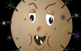 Cele mai contagioase boli la copii