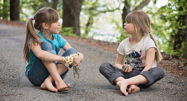 copiii care vorbesc târziu