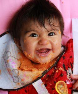 Idei de piureuri pentru bebeluși