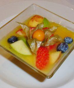 Supă din fructe