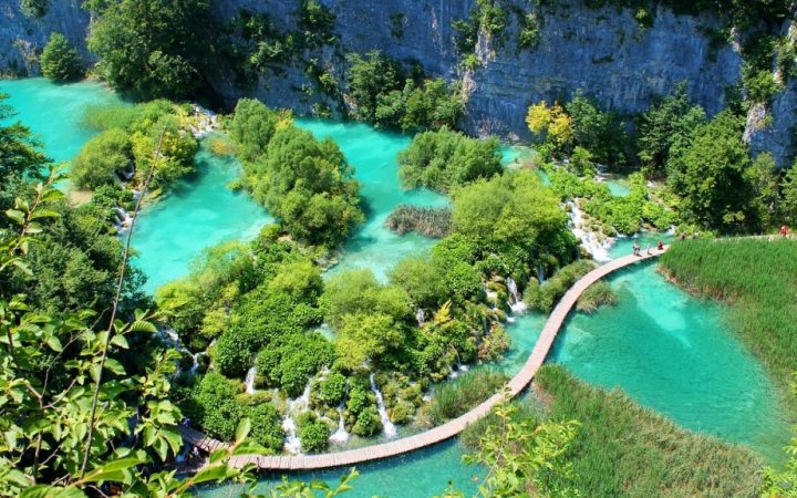 Parcul Național Plitvice, Croația