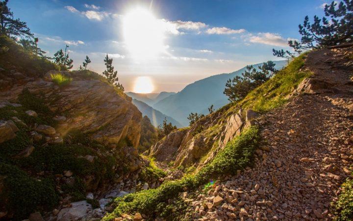 Parcul Național Olimp, Grecia