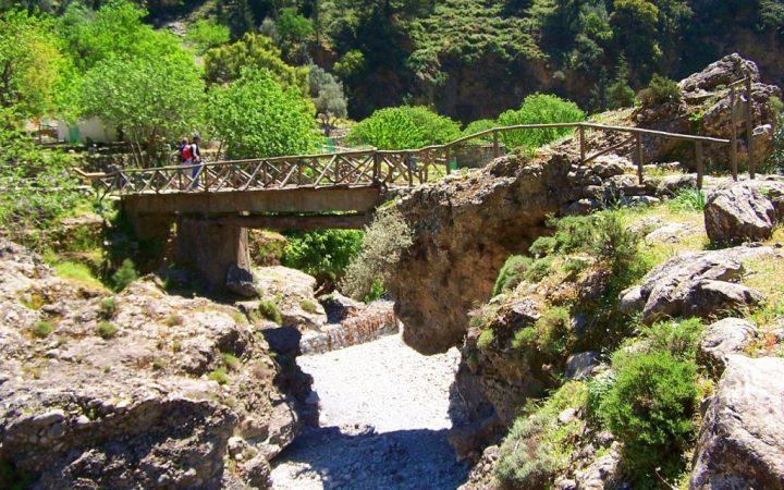 Cele mai spectaculoase Parcuri Naționale dedicate iubitorilor de natură. Parcul Naţional Samaria, Creta