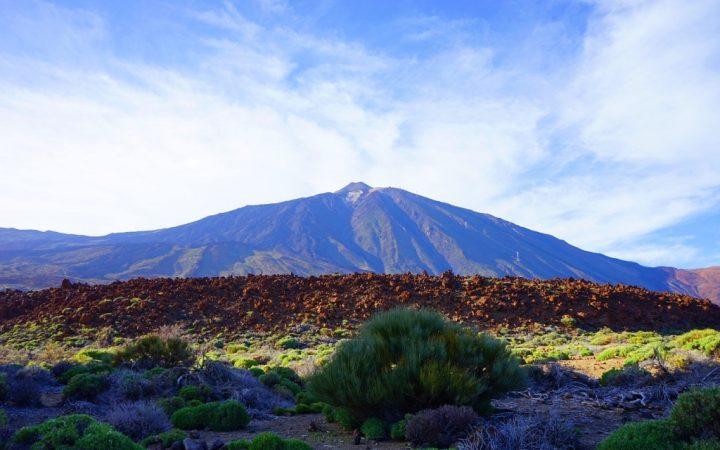 Parcul Naţional Teide, Tenerife