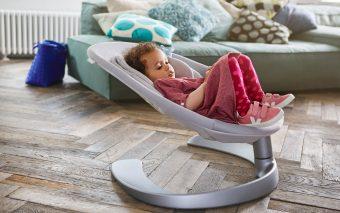 Odihna completă a bebelușului – Nuna Leaf