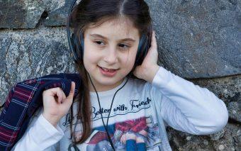 Beneficiile muzicii pentru copii