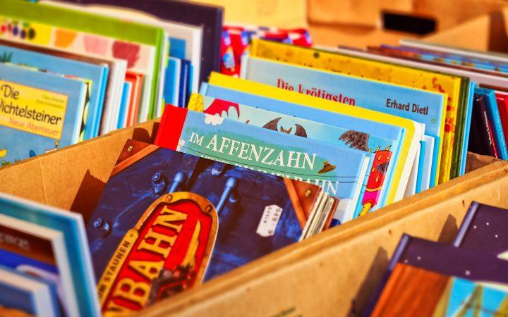 cărți de citit pentru copii în vacanță