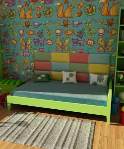 Cameră pentru doi copii