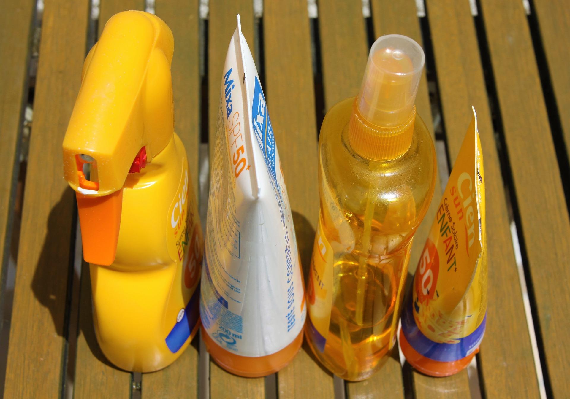 Creme de protecție solară pentru copii