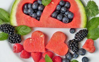 cele mai bune fructe de vară pentru copii