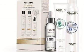 Nioxin – produse performante pentru îngrijirea părului