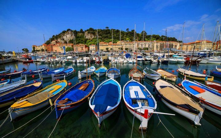 Luna de miere pe Coasta de Azur