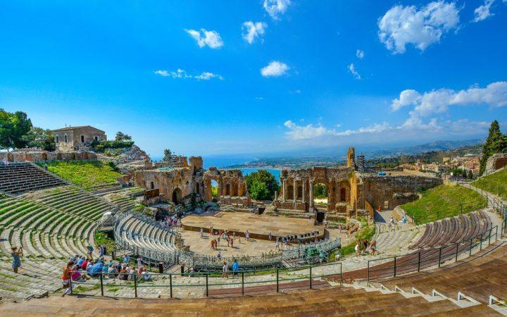 Taormina și Isola Bella