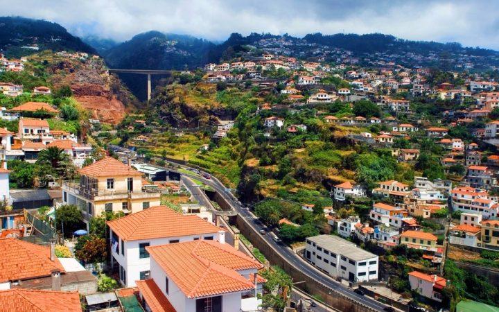 Funchal, cea mai verde capitală europeană