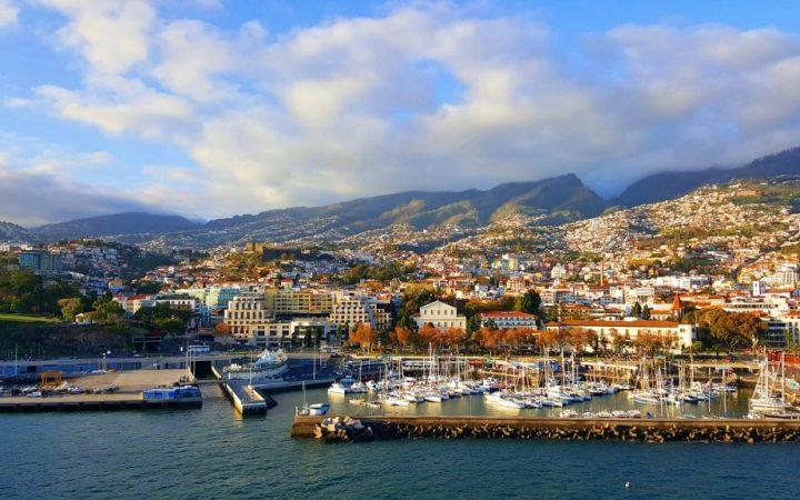 Funchal. Madeira cea exotică