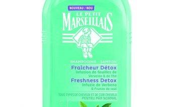 Detoxifiere pentru păr:  Păr curat și protejat cu noua gamă Detox de la Le Petit Marseillais®